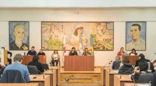 """El Concejo Deliberante aprobó la creación de la """"Banca Abierta"""""""