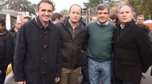 Homenaje a los fusilados de José León Suarez