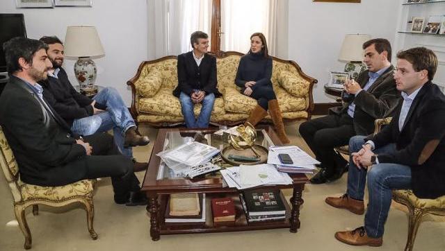 Zabaleta se reunió con Vidal tras amenazas que recibieron funcionarios de seguridad