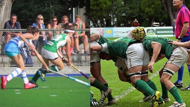 La actualidad del hockey y el rugby de Hurling