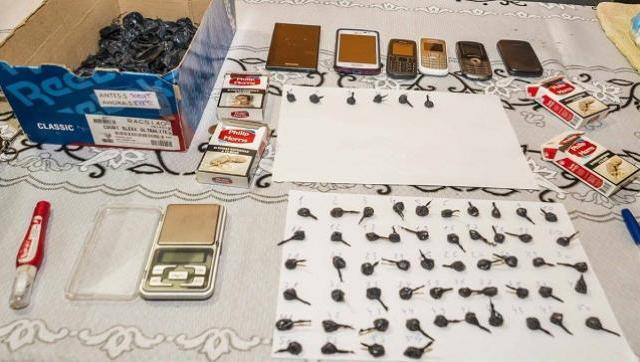 Nuevo operativo contra el narcotráfico