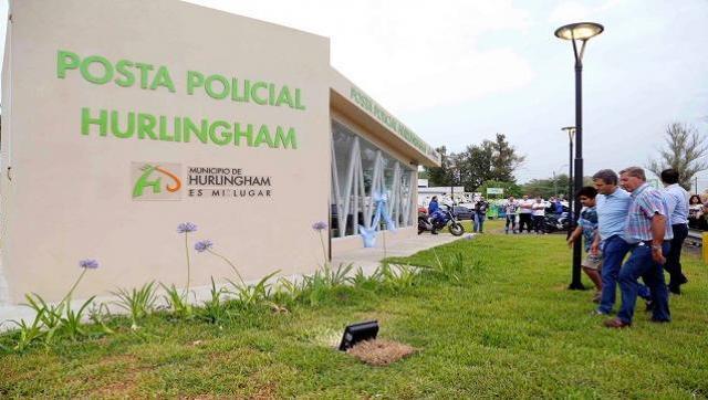 El Municipio inauguró la primera posta policial