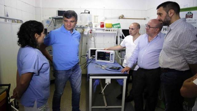 Nuevo equipamiento para mejorar la atención en el Hospital Municipal