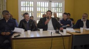 Organizaciones gremiales reunidas en Hurlingham expresaron su rechazo a la política económica del Gobierno Nacional y provincial