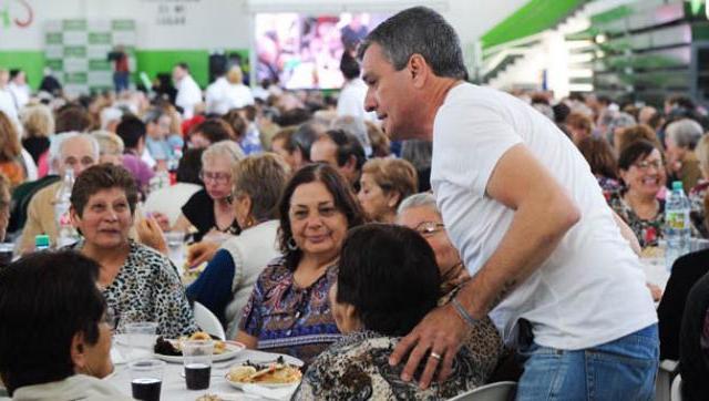 Se celebró el Día del Jubilado con más de 3000 adultos mayores de Hurlingham