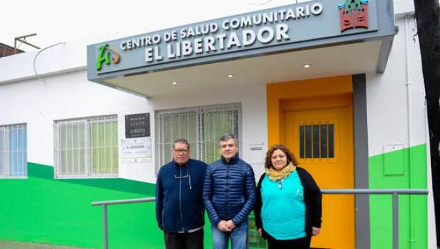 """Reinauguración del Centro de Salud """"El Libertador"""""""