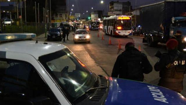 Más de veinte detenidos en un megaoperativo policial