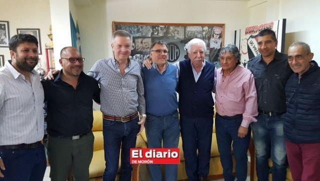 """Sergio Souto: """"No hay lugar para tibiezas ni individualidades"""""""