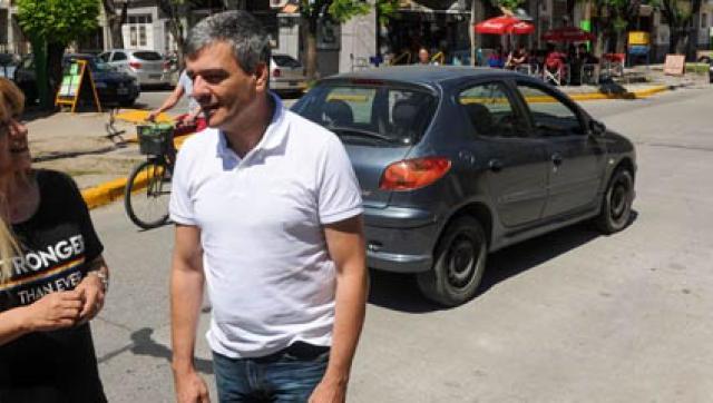 Repavimentación de la calle Marqués de Avilés