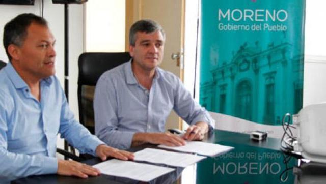 El municipio donará al de Moreno 5000 luminarias que ya reemplazó por aparatos con tecnología LED