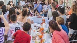 Expropian tierras del barrio 9 de Julio para garantizar la vivienda a las familias del lugar