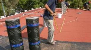 Materiales para impermeabilizar los techos de las escuelas públicas