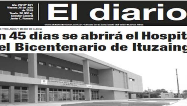 El diario 871