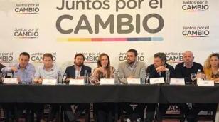 Vidal encabezó un nuevo Foro del Cambio con 86 candidatos