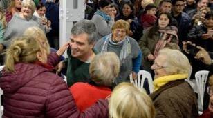 Zabaleta ganó con el 52% de los votos en Hurlingham