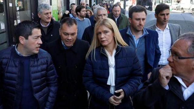 Intendentes le pidieron a Vidal que declare la Emergencia Alimentaria