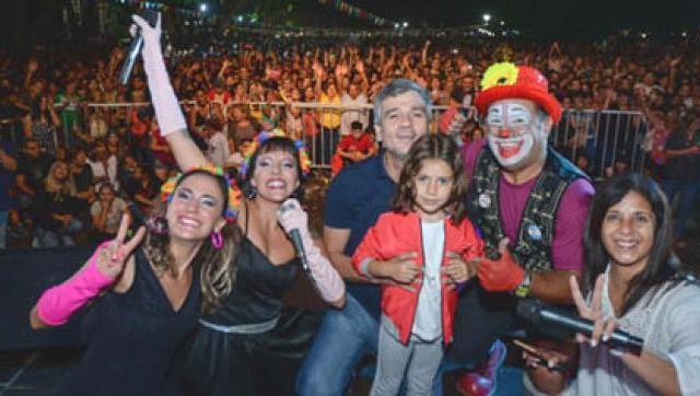 Más de 50.000 personas pasaron por los Carnavales de Hurlingham