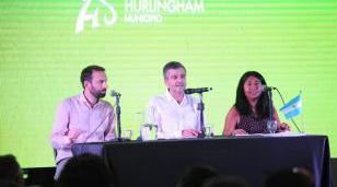 """""""No hay modelo de Hurlingham sin modelo de provincia y de país"""""""