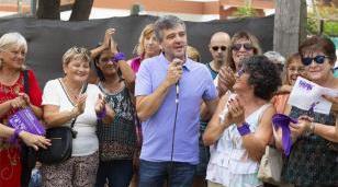 Zabaleta anunció la creación de la Secretaría de las Mujeres, Géneros y Diversidad