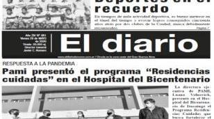 El diario 881 - 29 de Mayo de 2020