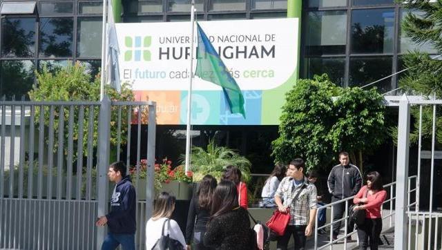 Universidad de Hurlingham duplicará aulas con obras financiadas por el Gobierno nacional