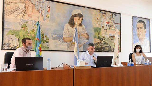 """Zabaleta: """"Aprendimos que la solidaridad es lo único que puede salvar a nuestras sociedades"""""""